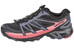 Salomon Wings Pro 2 Trailrunning Shoes Women black/dark cloud/madder pink